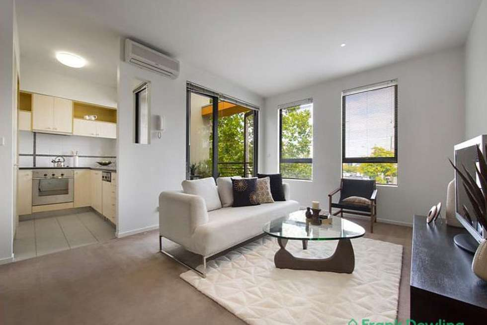 Second view of Homely apartment listing, 5/456 William St, West Melbourne VIC 3003