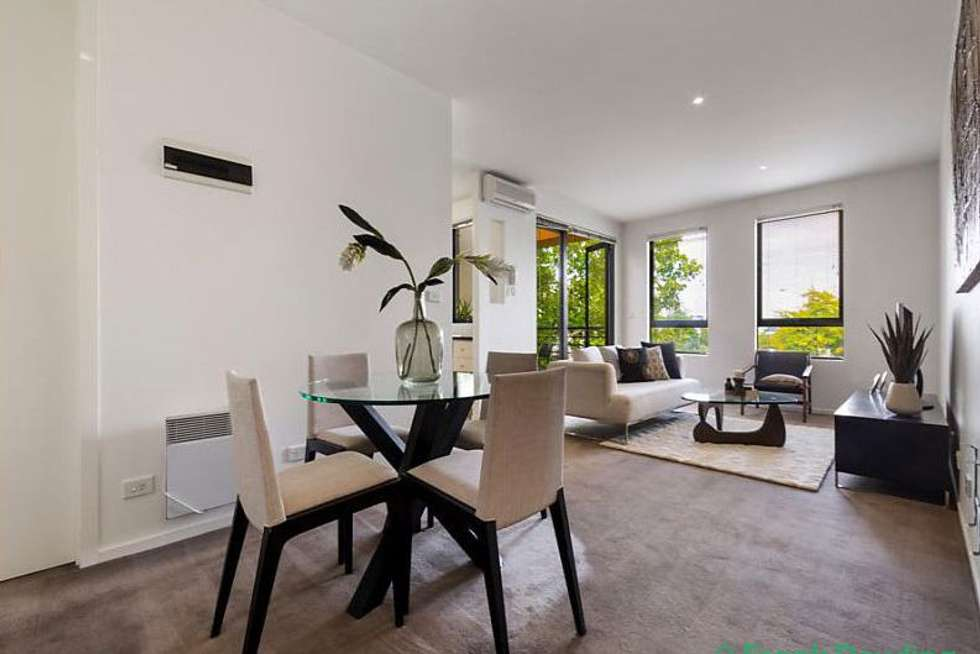 Third view of Homely apartment listing, 5/456 William St, West Melbourne VIC 3003