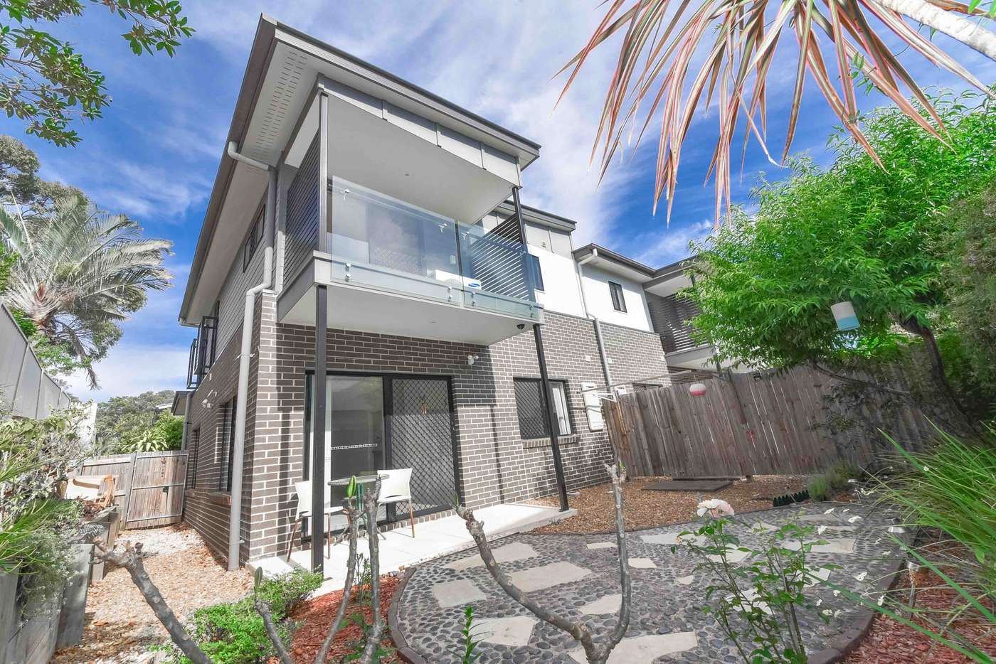 Main view of Homely townhouse listing, 41/407 Warrigal Rd, Eight Mile Plains QLD 4113