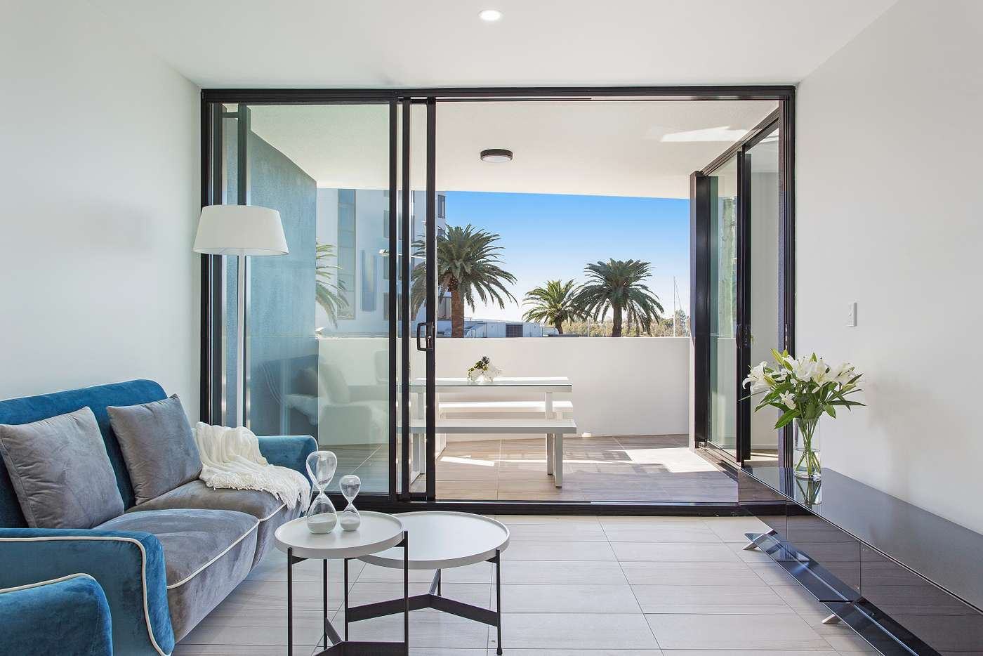 Main view of Homely apartment listing, 505/8 Hunt Street, Hamilton QLD 4007
