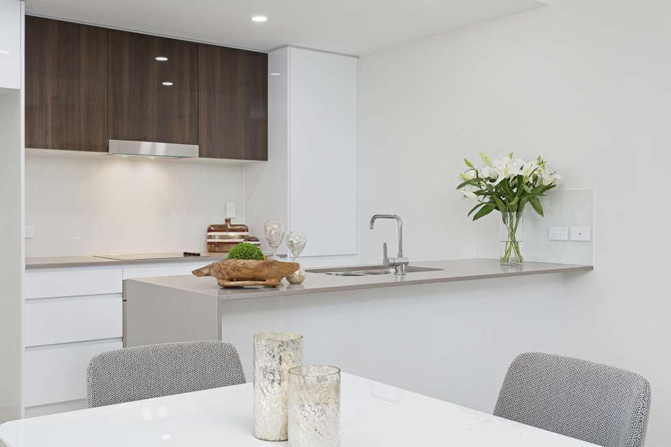 Second view of Homely apartment listing, 505/8 Hunt Street, Hamilton QLD 4007