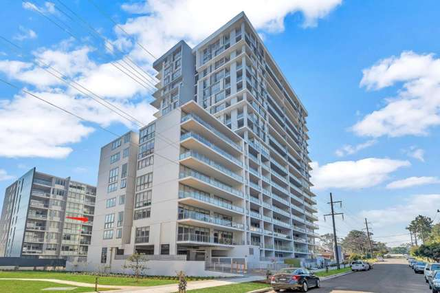 124/10 Thallon St, Carlingford NSW 2118