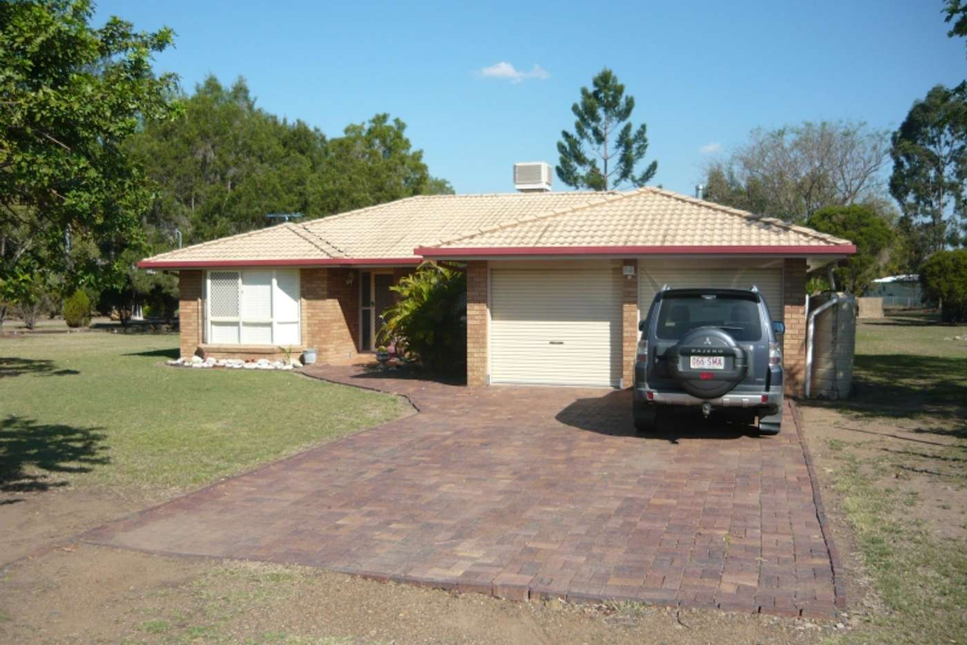 Main view of Homely acreageSemiRural listing, 1 Clissold Court, Biloela QLD 4715