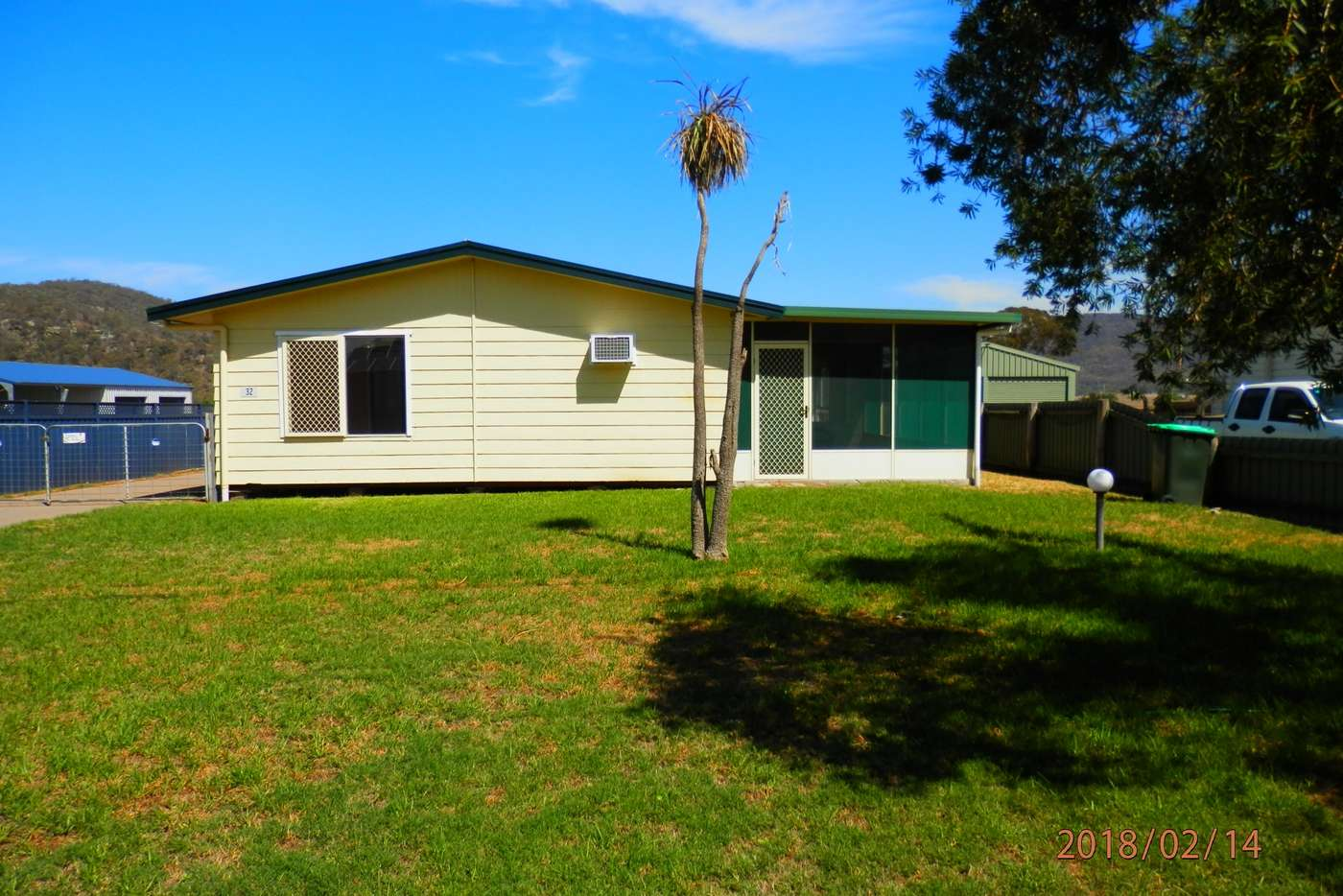 Main view of Homely house listing, 32 GOULBURN DRIVE, Sandy Hollow NSW 2333