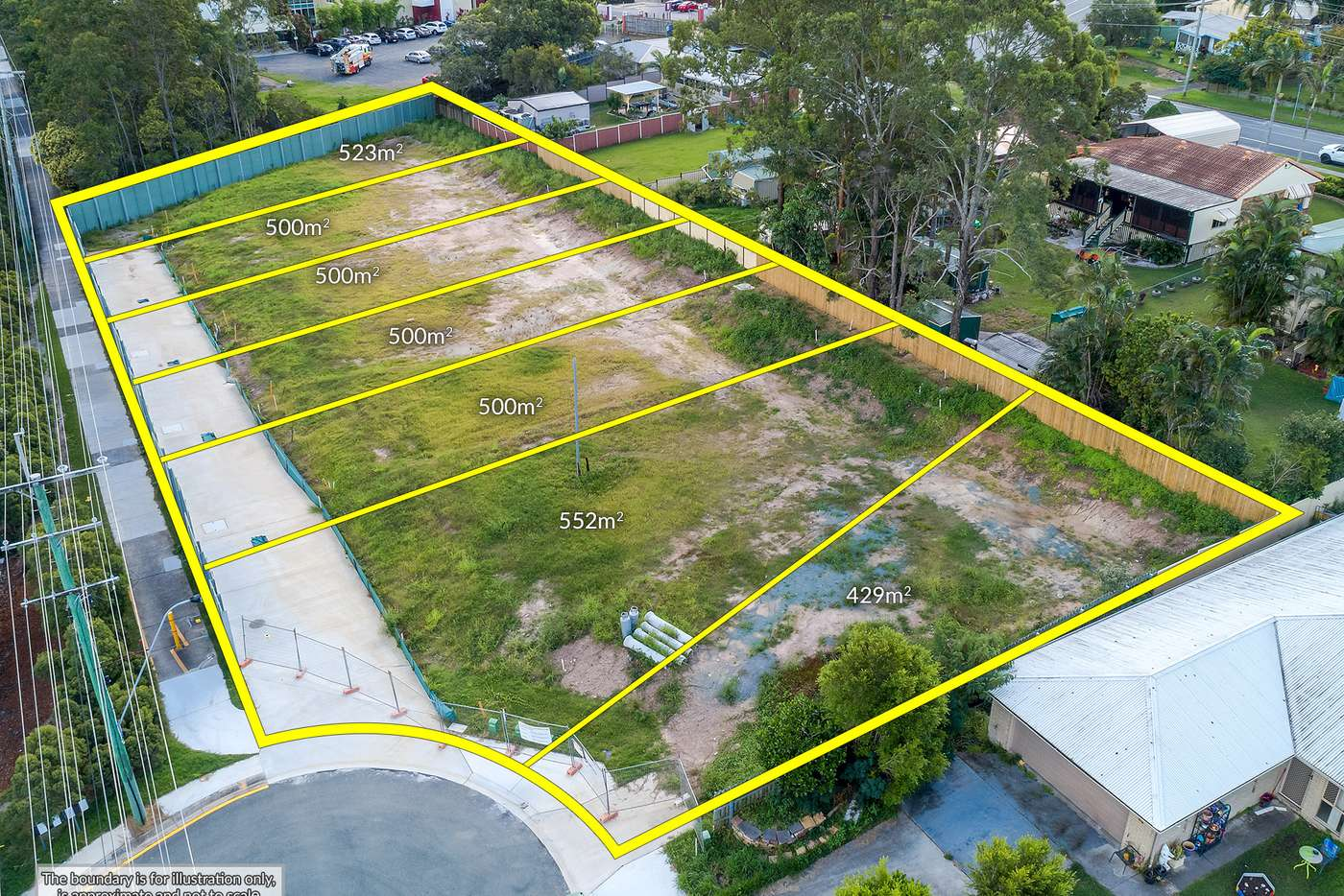 Main view of Homely residentialLand listing, 130 Albert Street, Bethania QLD 4205