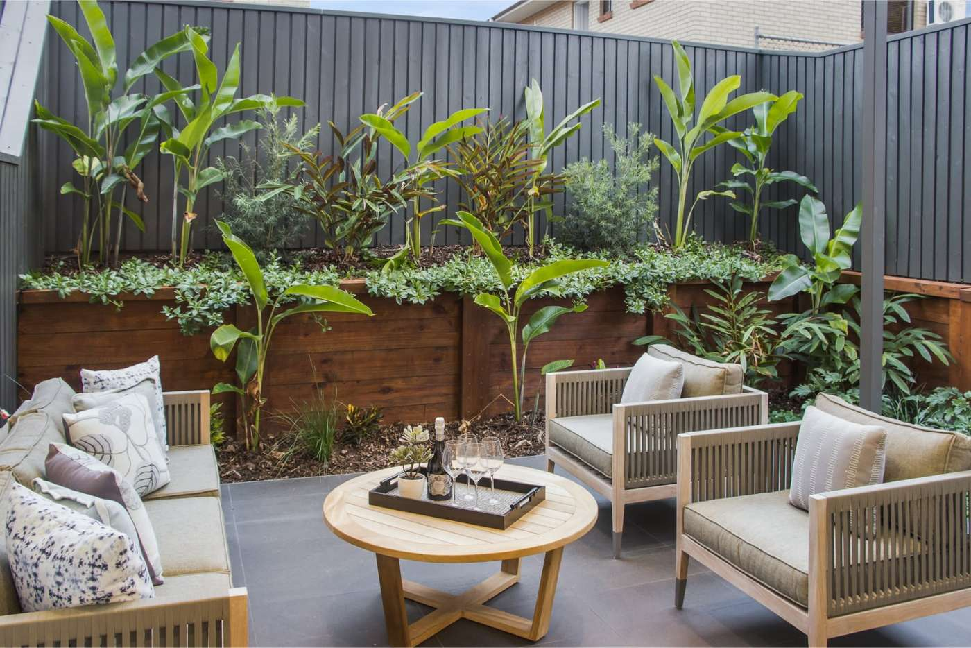 Main view of Homely townhouse listing, 14 Terrace Street, Newmarket QLD 4051