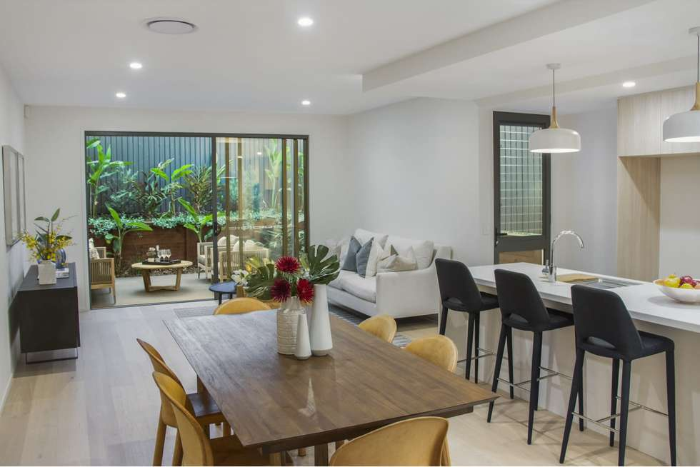 Second view of Homely townhouse listing, 14 Terrace Street, Newmarket QLD 4051