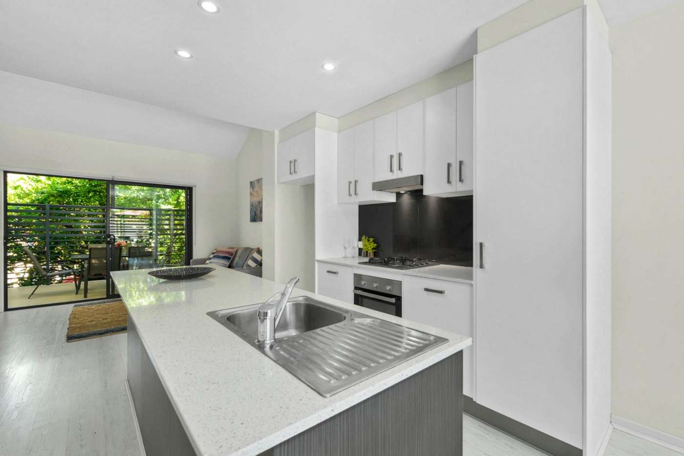 Sixth view of Homely townhouse listing, 1/255 Cavendish Road, Coorparoo QLD 4151