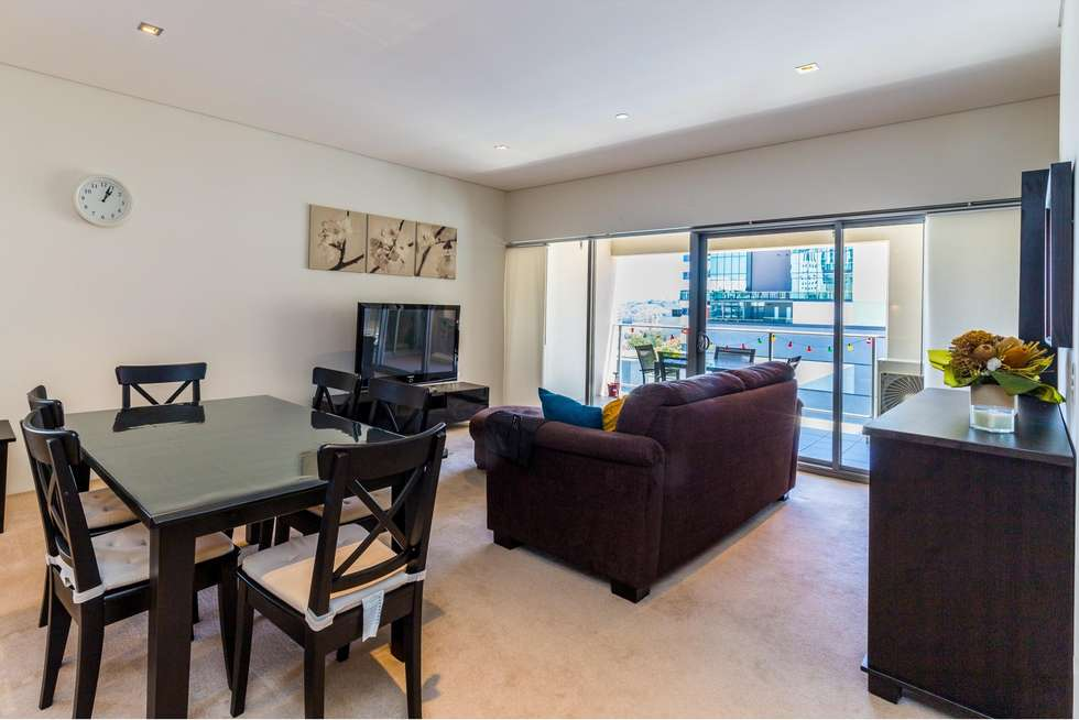 Third view of Homely apartment listing, 704/237 Adelaide Terrace, Perth WA 6000
