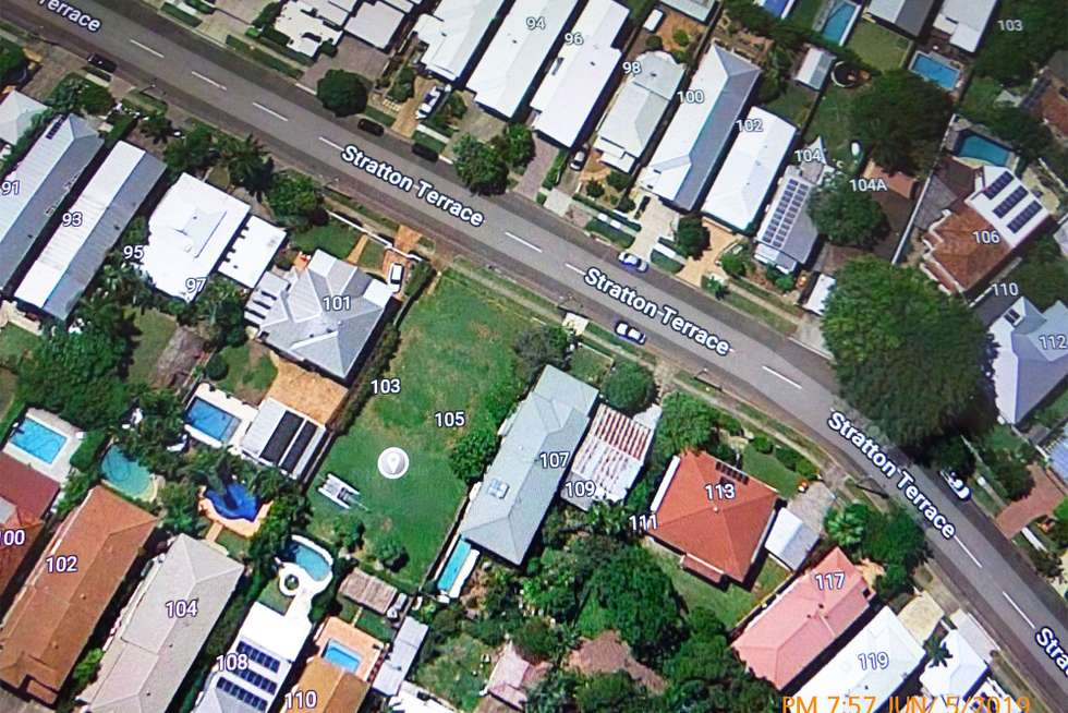 Third view of Homely residentialLand listing, 105 Stratton Terrace, Manly QLD 4179