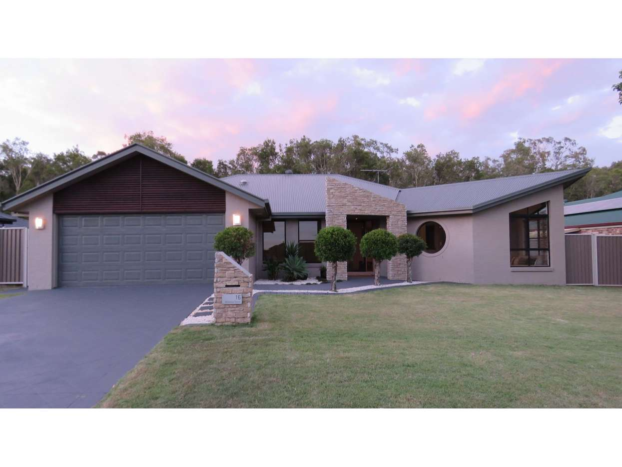 Main view of Homely house listing, 16 Wisteria Street, Ormiston, QLD 4160