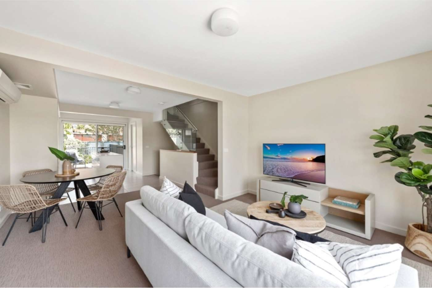 Main view of Homely townhouse listing, 196 Gosford Road, Adamstown NSW 2289