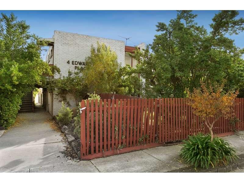 Main view of Homely flat listing, 6/4 Edward Street, Seddon, VIC 3011