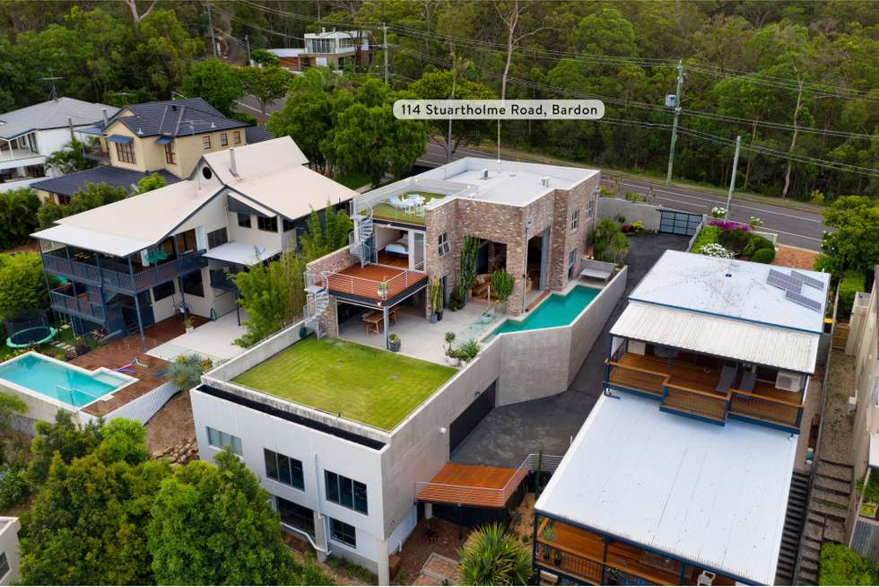 Fifth view of Homely house listing, 114 Stuartholme Road, Bardon QLD 4065