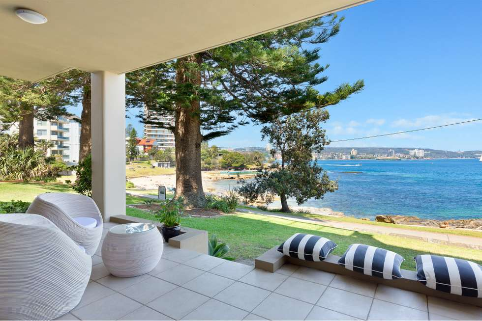 Second view of Homely apartment listing, 3/9 Fairlight Crescent, Fairlight NSW 2094