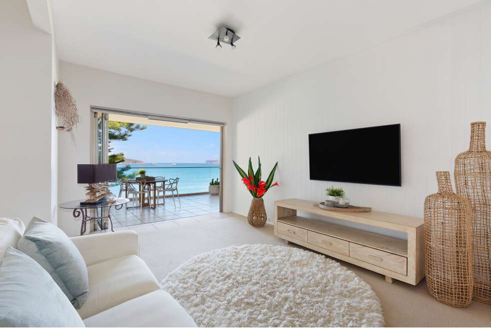 Third view of Homely apartment listing, 3/9 Fairlight Crescent, Fairlight NSW 2094