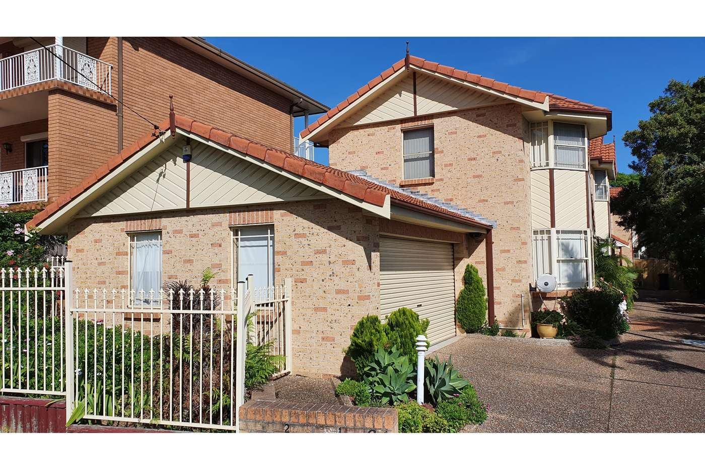 Main view of Homely townhouse listing, 1/64 Gilmore Street, West Wollongong NSW 2500