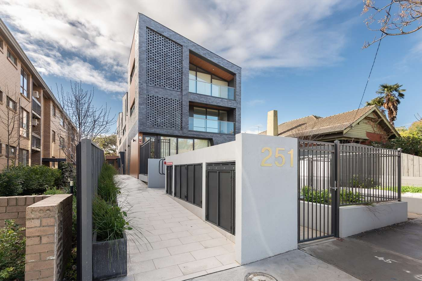 Main view of Homely townhouse listing, 4/251 Riversdale Road, Hawthorn East VIC 3123