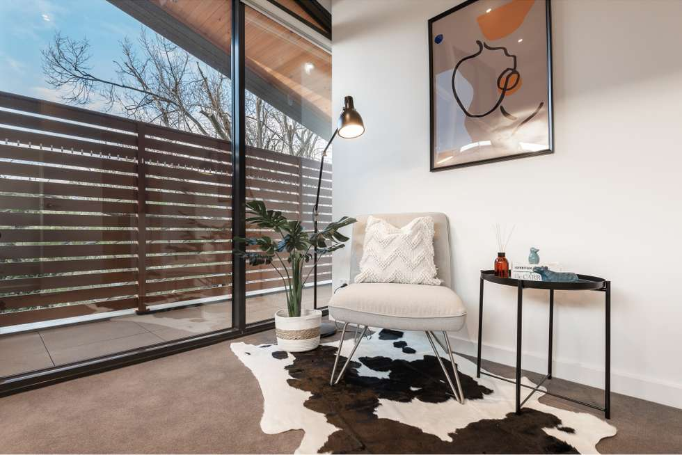 Second view of Homely townhouse listing, 4/251 Riversdale Road, Hawthorn East VIC 3123