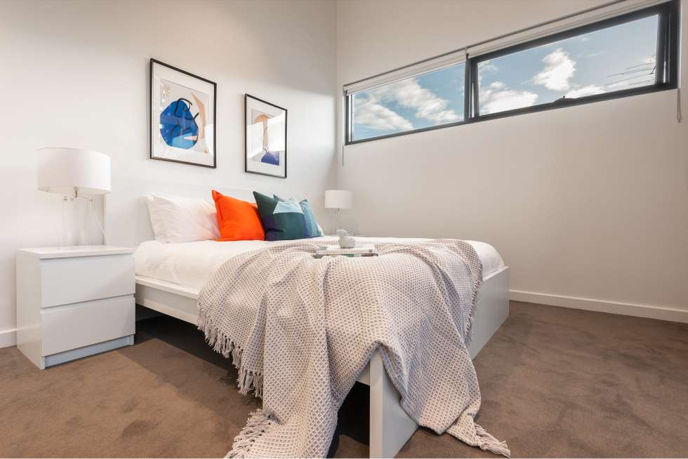 Third view of Homely townhouse listing, 4/251 Riversdale Road, Hawthorn East VIC 3123