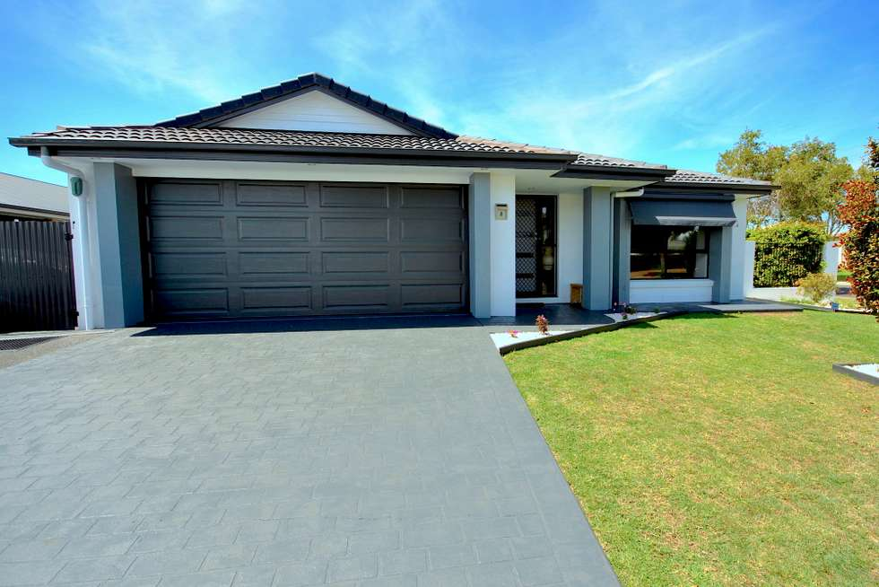 Second view of Homely house listing, 6 Whale Circuit, Bargara QLD 4670
