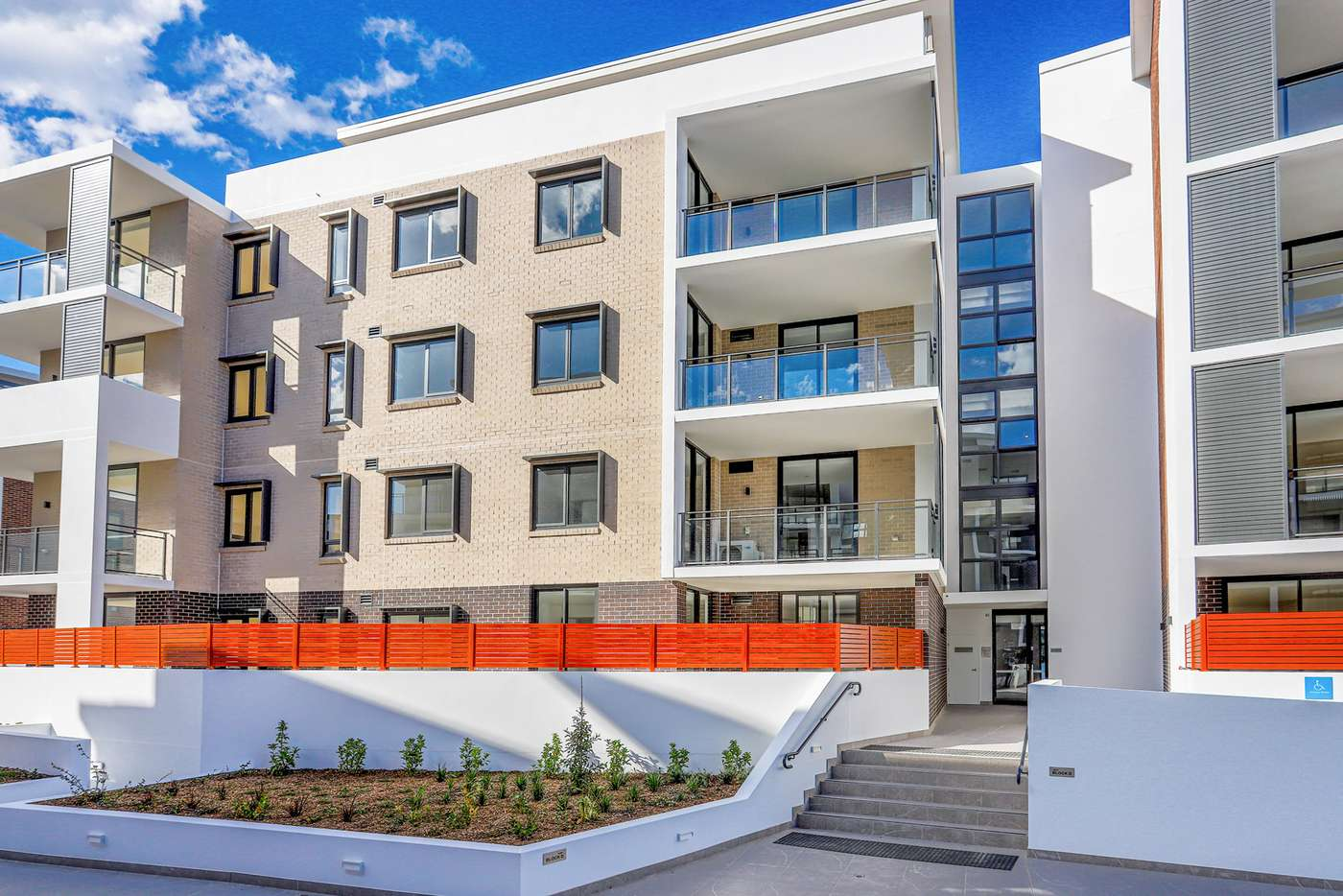 Main view of Homely apartment listing, D205/2 Gerbera Place, Kellyville NSW 2155