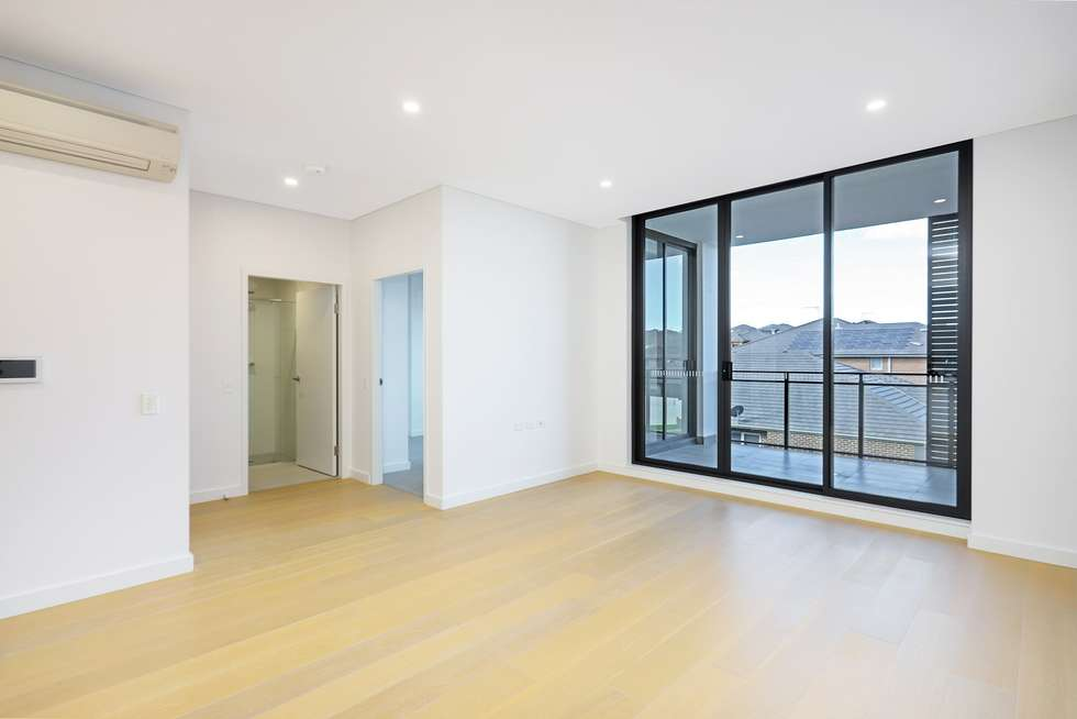 Third view of Homely apartment listing, D205/2 Gerbera Place, Kellyville NSW 2155