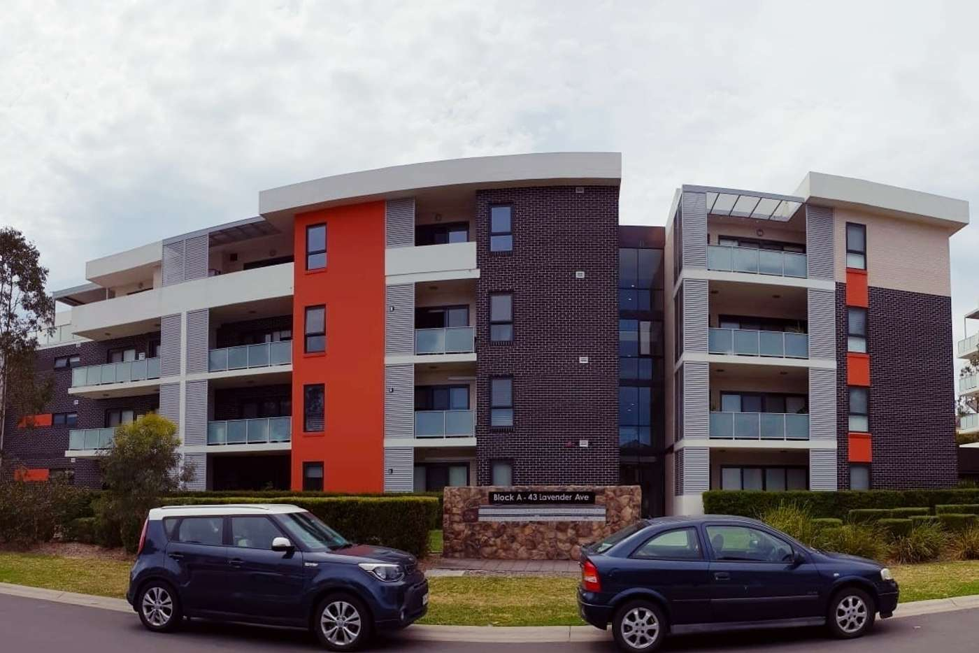 Main view of Homely apartment listing, 10/43 Lavender Avenue, Kellyville NSW 2155