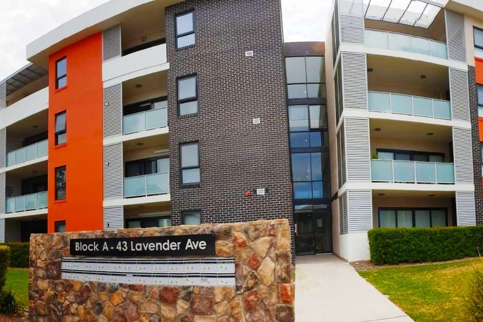 Second view of Homely apartment listing, 10/43 Lavender Avenue, Kellyville NSW 2155