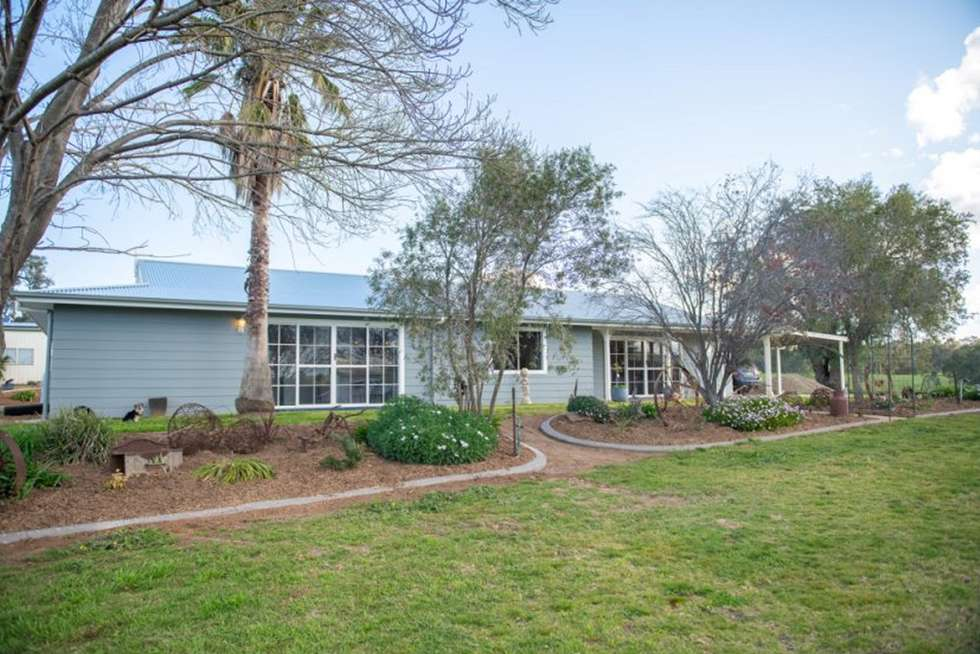 Second view of Homely ruralOther listing, 3779 Murringo Road, Young NSW 2594