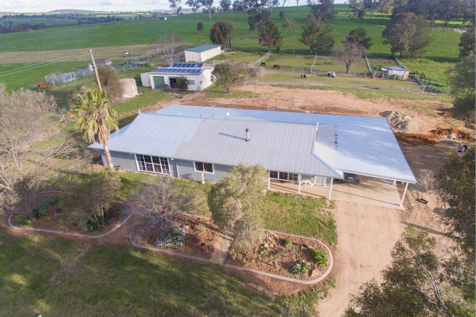 Third view of Homely ruralOther listing, 3779 Murringo Road, Young NSW 2594