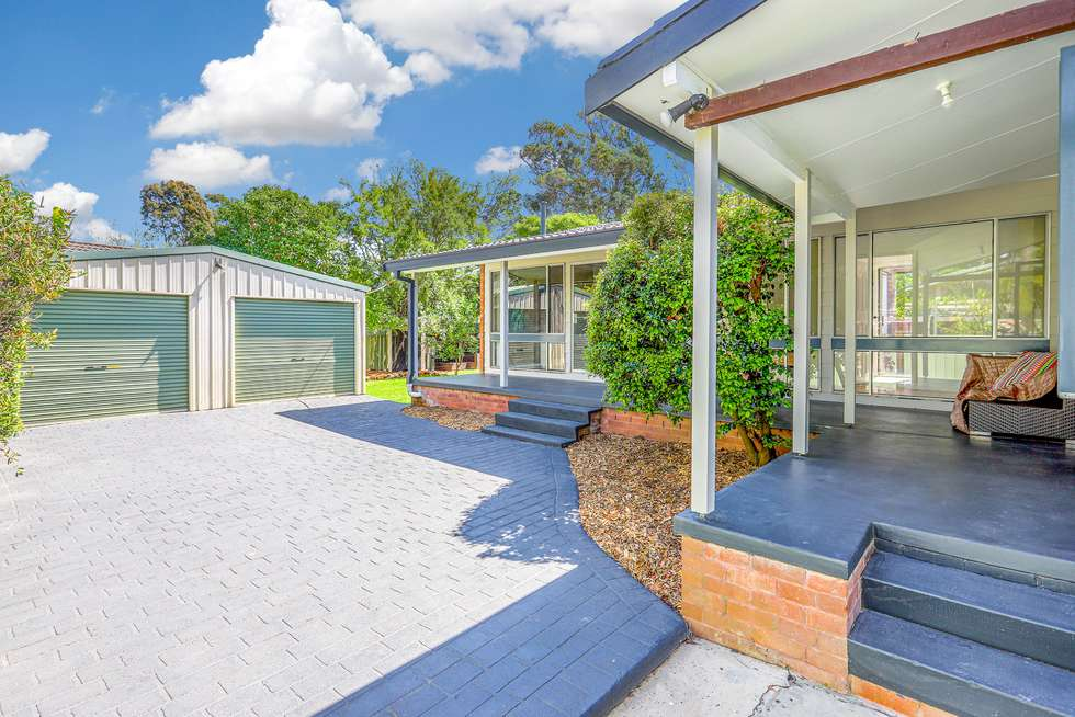 Third view of Homely house listing, 60 Rusden Road, Blaxland NSW 2774