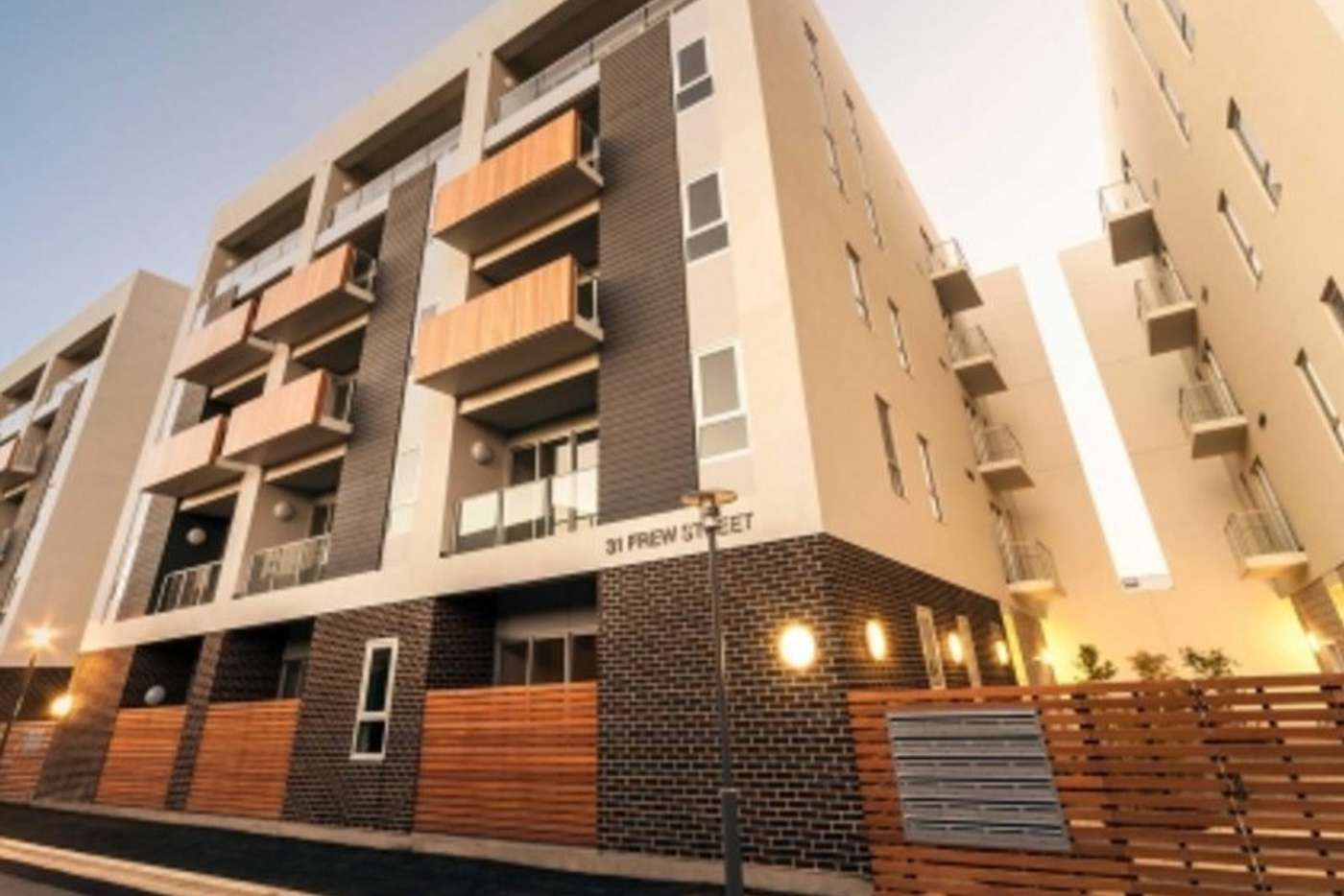 Main view of Homely apartment listing, 201/31 Frew Street, Adelaide SA 5000