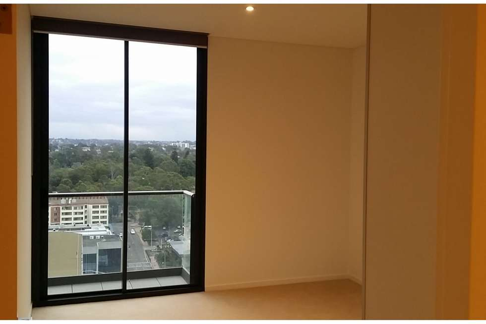 Second view of Homely apartment listing, 1604/45 Macquarie Street, Parramatta NSW 2150
