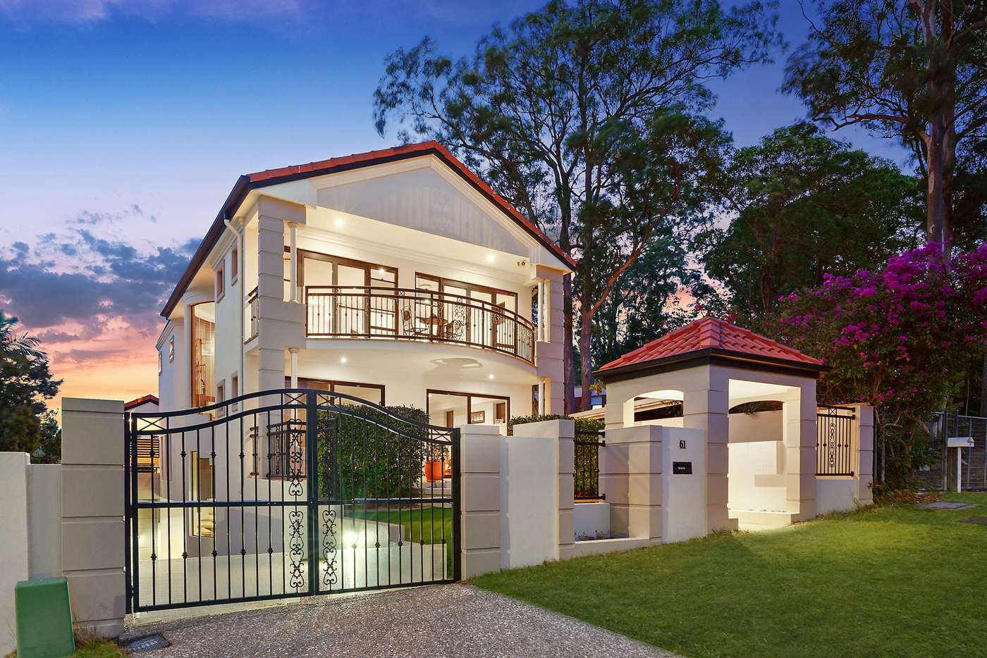 Main view of Homely house listing, 61 Seventh Avenue, St Lucia QLD 4067
