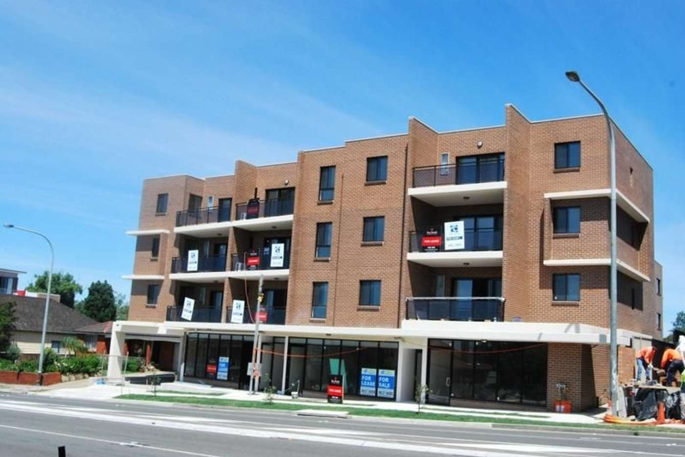 Main view of Homely apartment listing, 14/134-136 Woodville Road, Merrylands NSW 2160