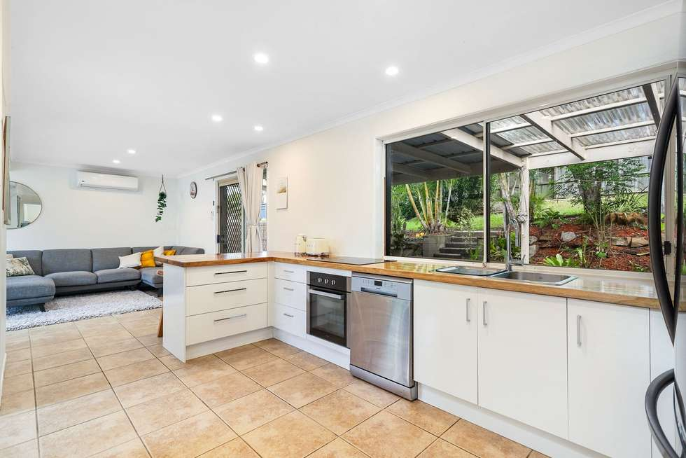 Second view of Homely house listing, 27 Barrine Drive, Worongary QLD 4213