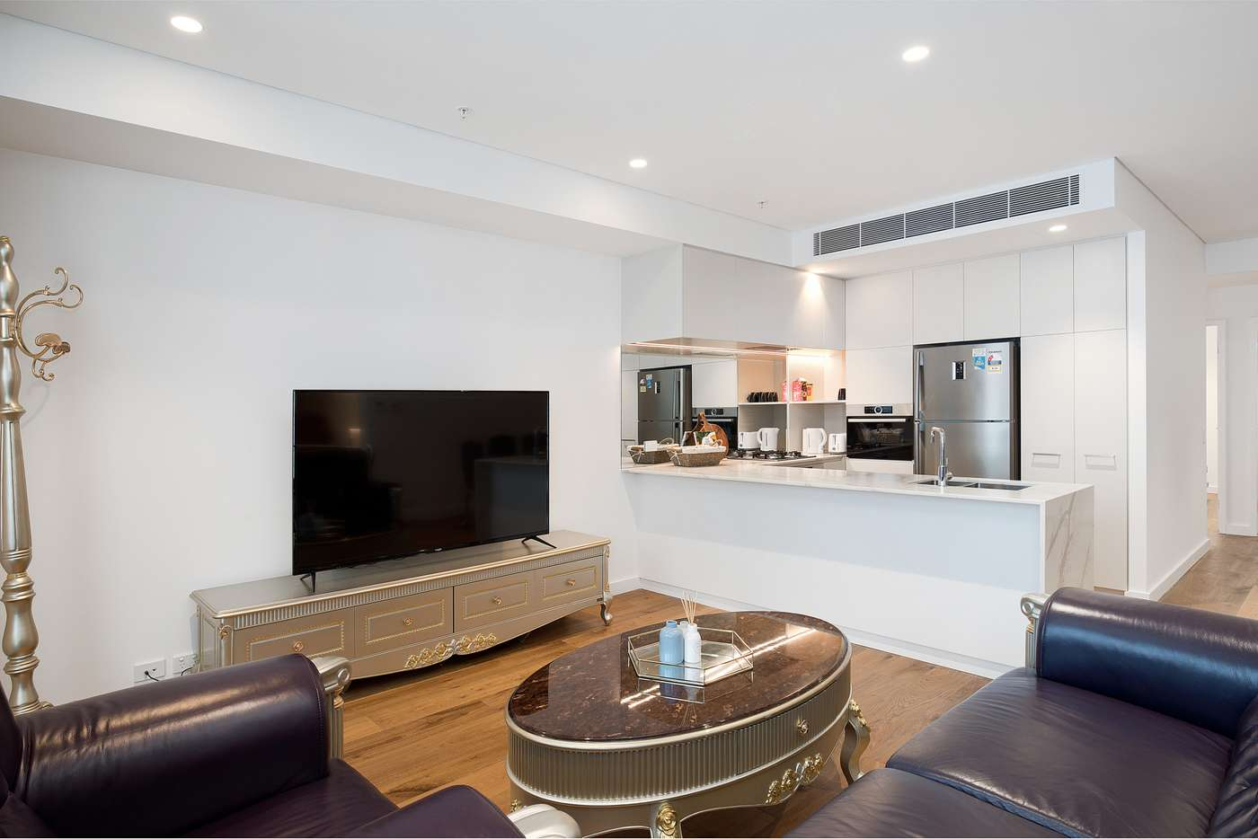 Main view of Homely unit listing, 1308/221 Miller Street, North Sydney NSW 2060