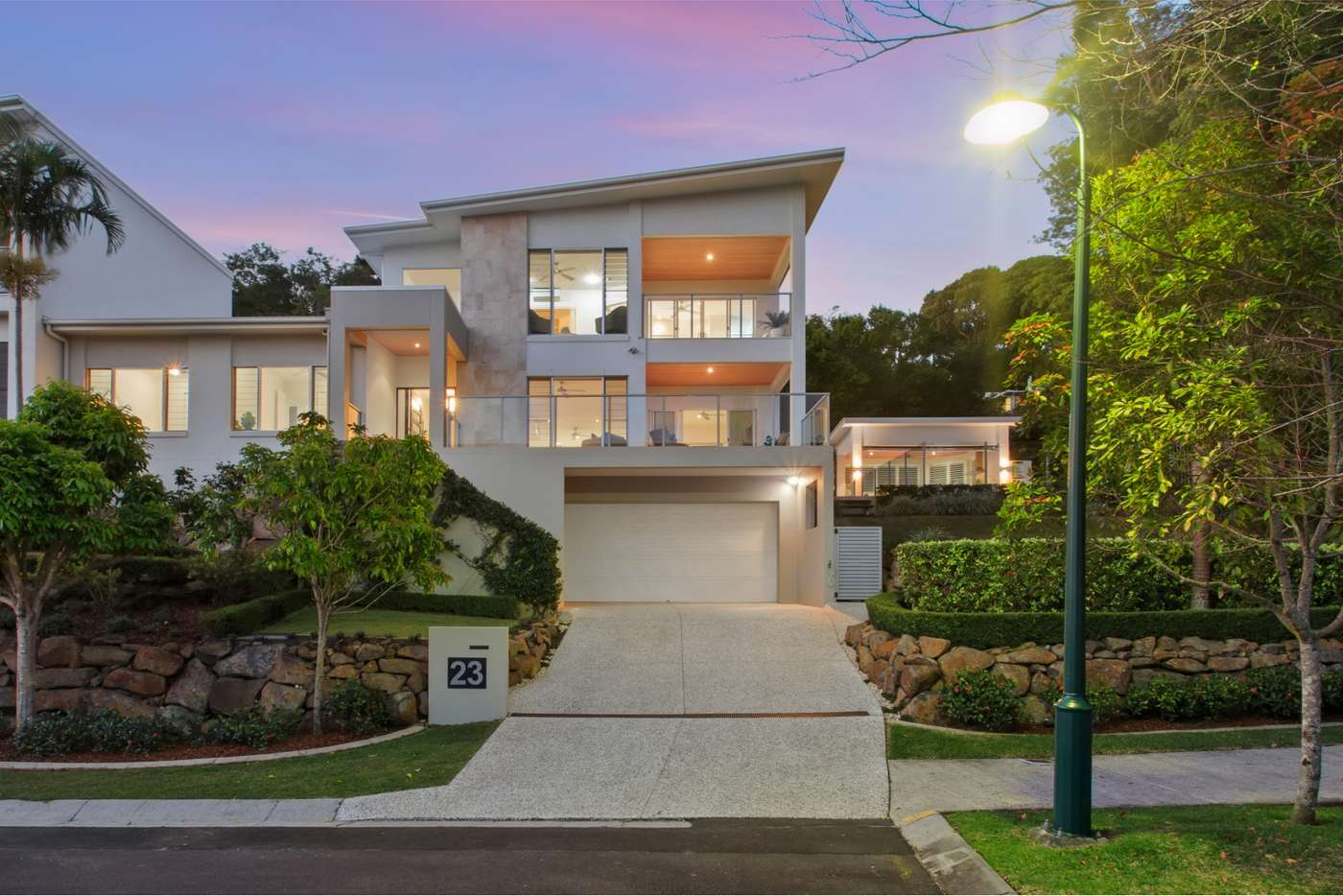 Main view of Homely house listing, 23 Dawson Parade, Buderim QLD 4556