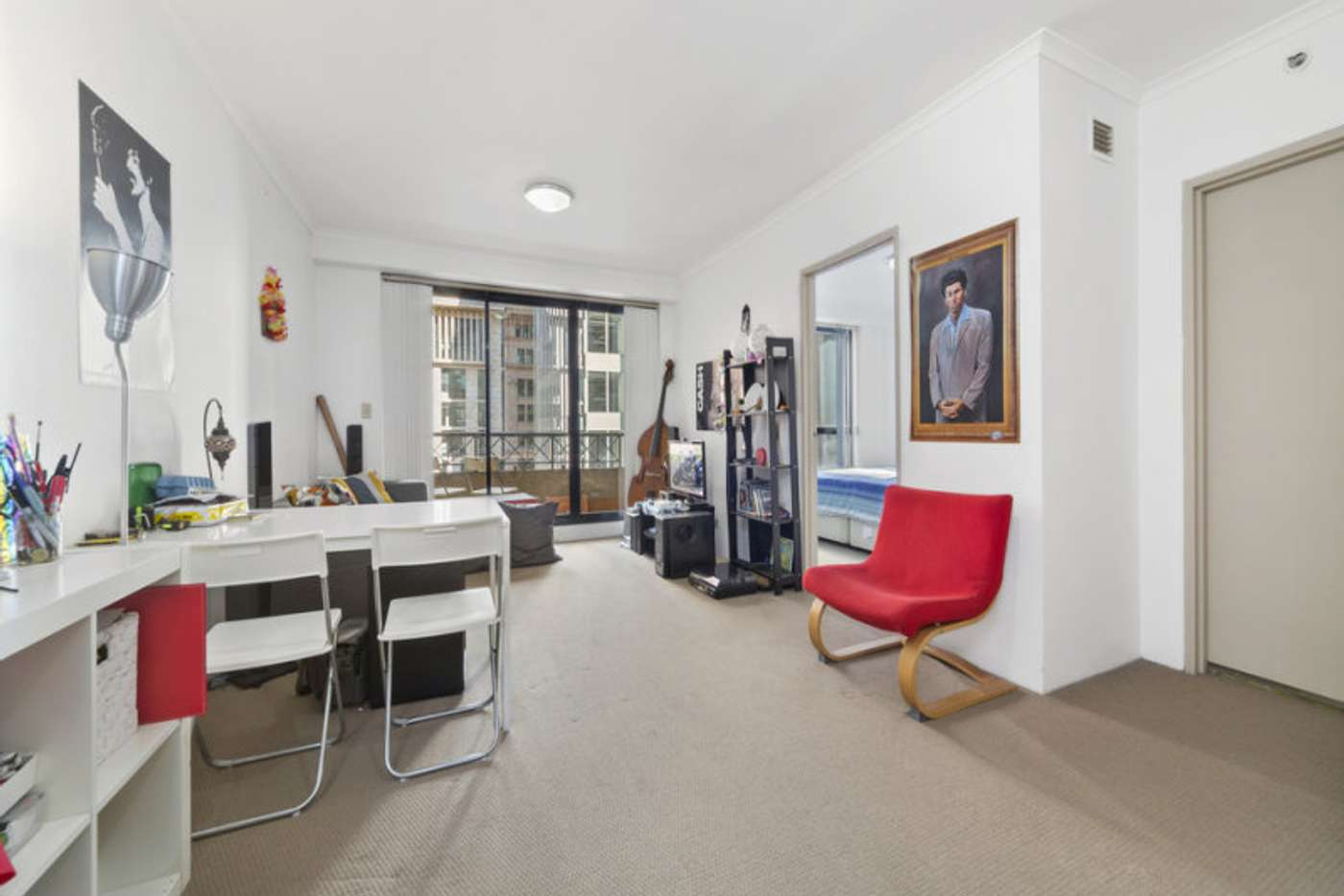 Main view of Homely apartment listing, 906/1 Hosking Place, Sydney NSW 2000