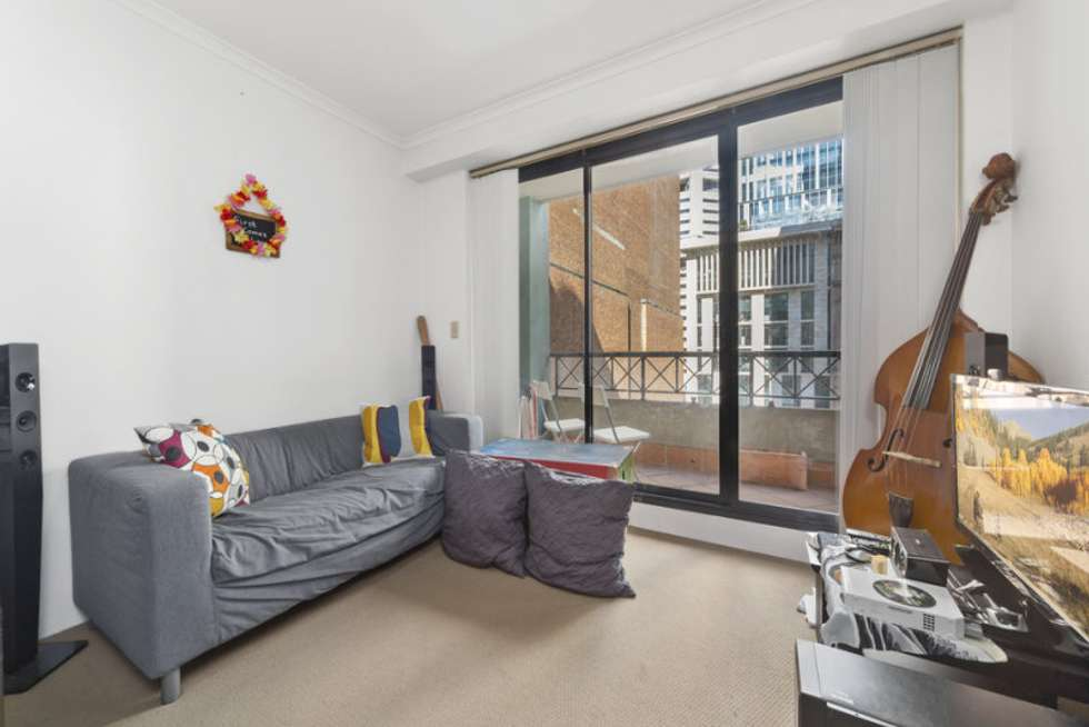 Second view of Homely apartment listing, 906/1 Hosking Place, Sydney NSW 2000