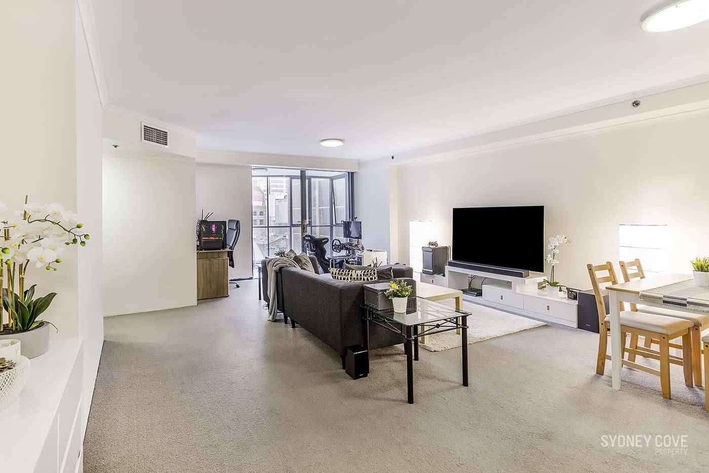 Main view of Homely apartment listing, 47/222 Sussex Street, Sydney NSW 2000