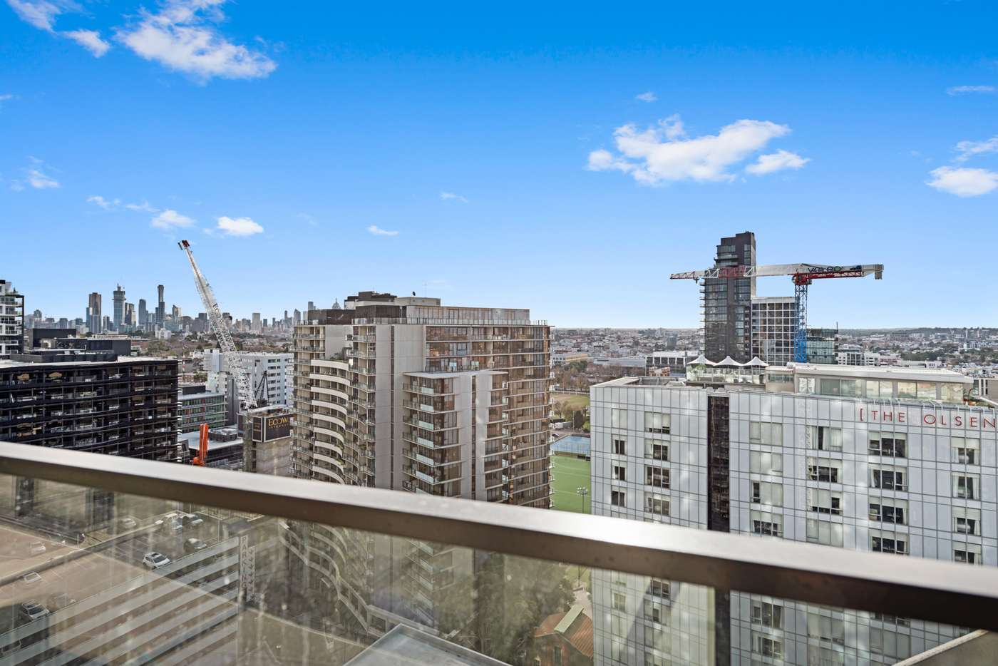 Sixth view of Homely apartment listing, 1603/1603/1 ALMEIDA CRESCENT, South Yarra VIC 3141