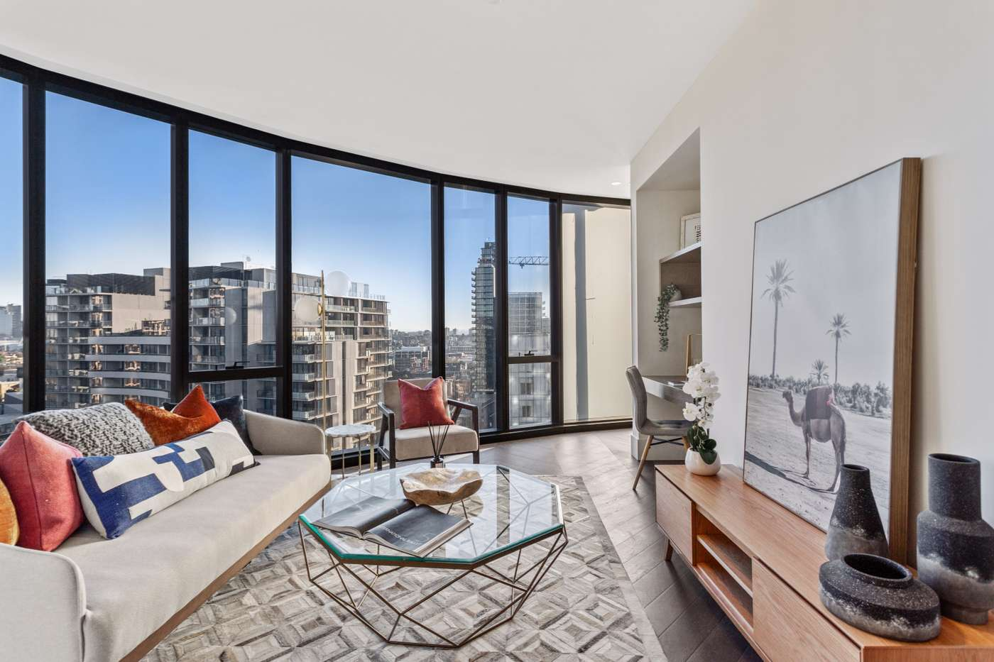 Main view of Homely apartment listing, 1401A/625 Chapel Street, South Yarra, VIC 3141