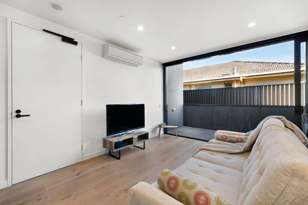 Second view of Homely apartment listing, 107/206 Lower Heidelberg Road, Ivanhoe VIC 3079