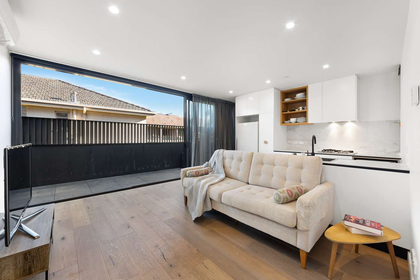 Fifth view of Homely apartment listing, 107/206 Lower Heidelberg Road, Ivanhoe VIC 3079