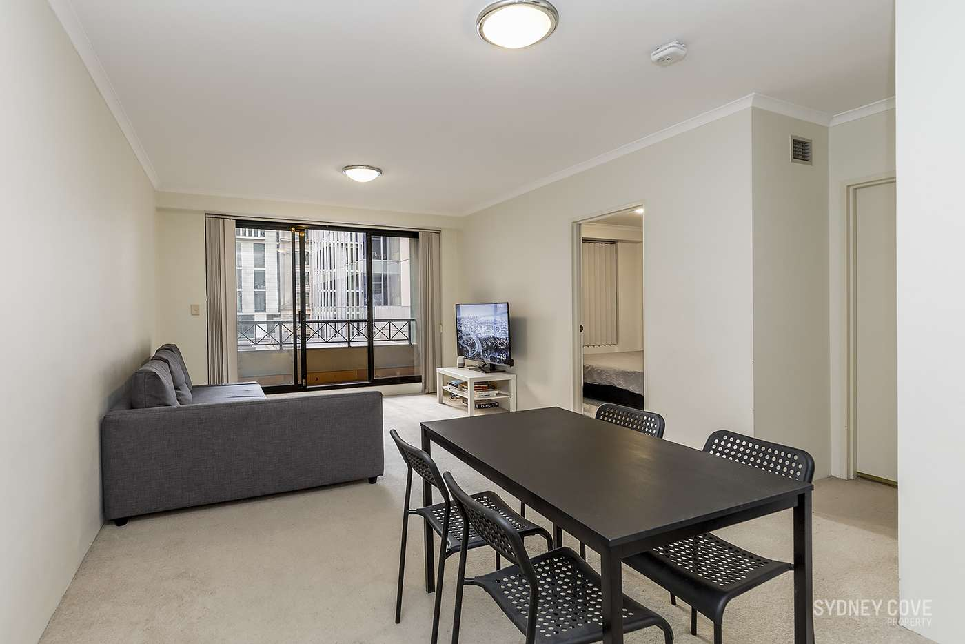 Main view of Homely apartment listing, 806/1 Hosking Place, Sydney NSW 2000