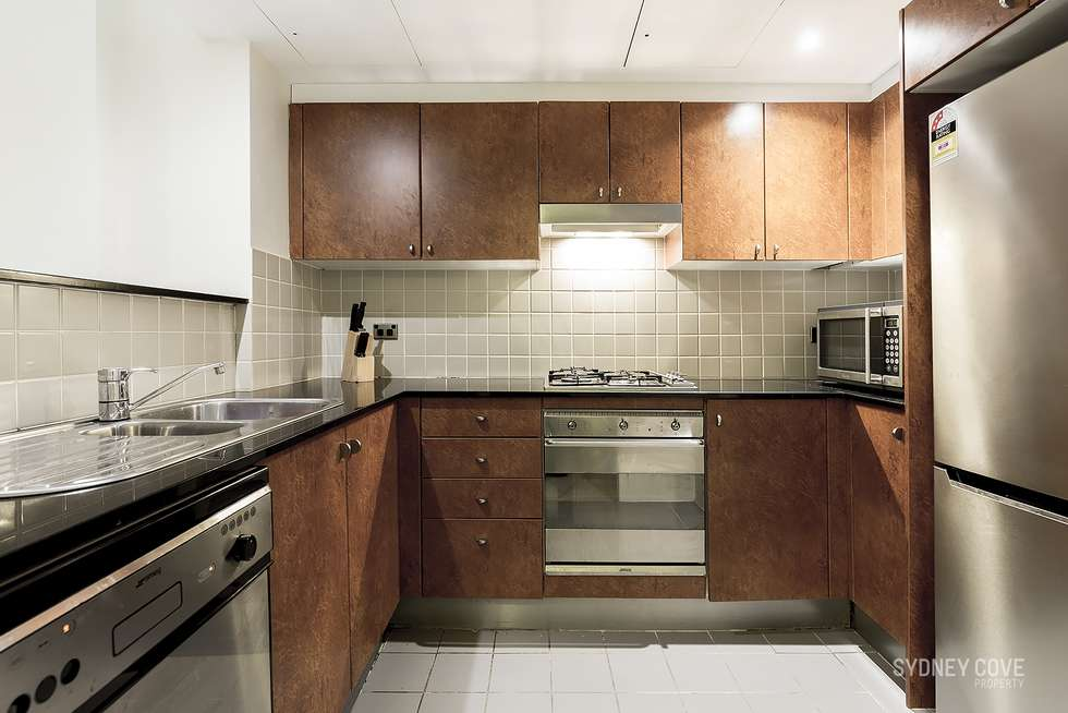 Second view of Homely apartment listing, 806/1 Hosking Place, Sydney NSW 2000