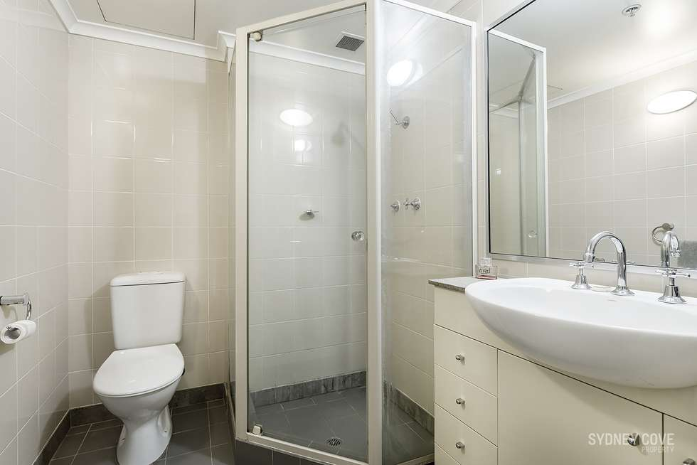 Third view of Homely apartment listing, 806/1 Hosking Place, Sydney NSW 2000
