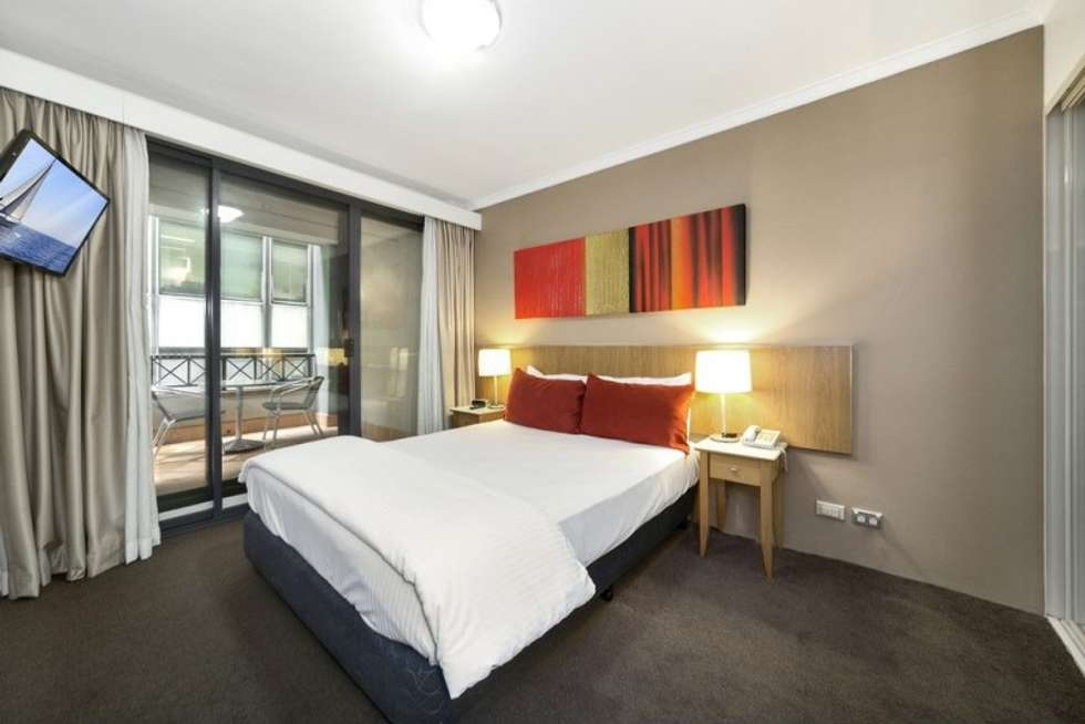 Fourth view of Homely servicedApartment listing, 501/1-3 Hosking Place, Sydney NSW 2000